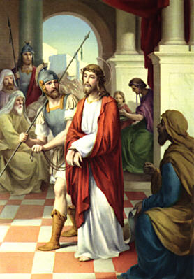station of the Cross 01