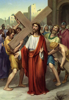 station of the Cross 02