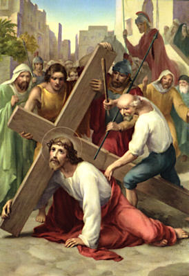 station of the Cross 03