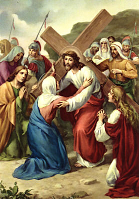 Station of the Cross 04