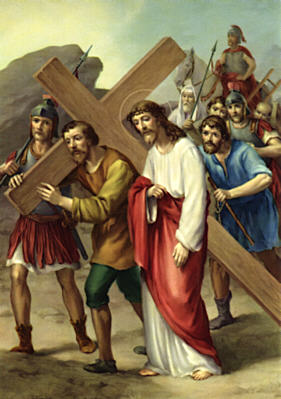 Station of the Cross 05