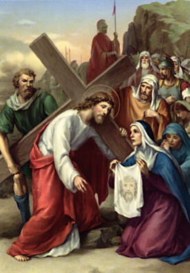 Station of the Cross 06