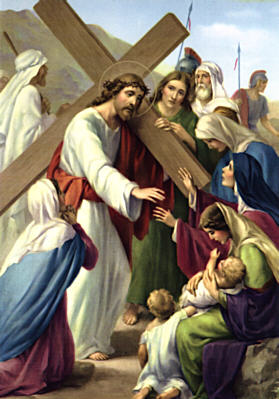 Station of the Cross 08