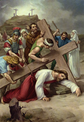 Station of the Cross 09
