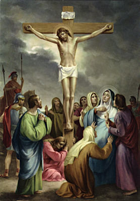 Station of the Cross 12